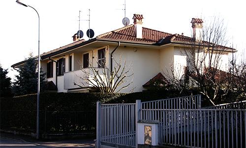 2006. Realizzazione ex-novo di abitazione plurifamiliare in Camparada MB