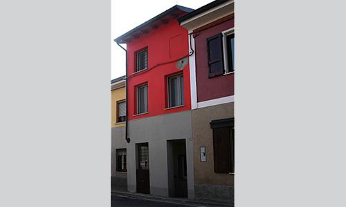 2012. Riqualificazione abitazione unifamiliare in Izano CR